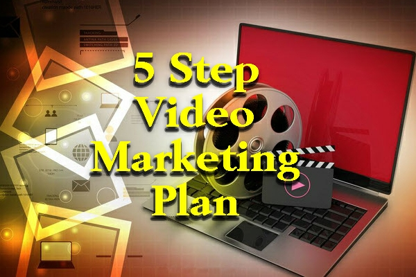 5-step video marketing plan
