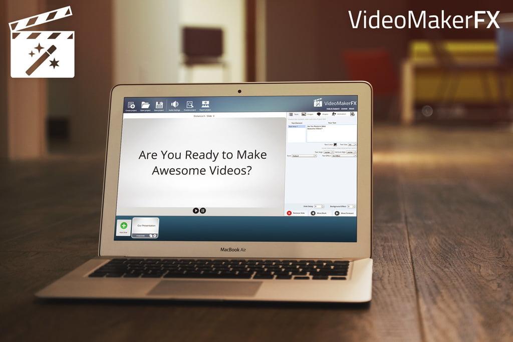 VideoMaker FX Evaluation